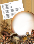free kids recipes autumm cookbook
